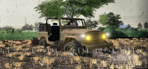 Photo of FS19 – Jeep Kakmilk V2