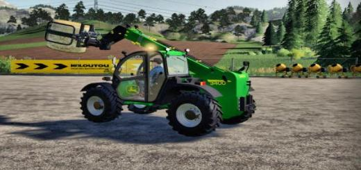 Photo of FS19 – John Deere 3400 V2