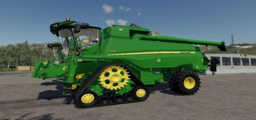 Photo of FS19 – John Deere Full T-Series Eu V1