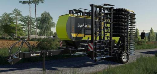Photo of FS19 – Junkkari W700 V1