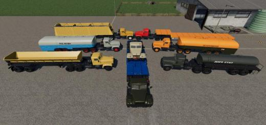 Photo of FS19 – Kraz 258 V2.3.1