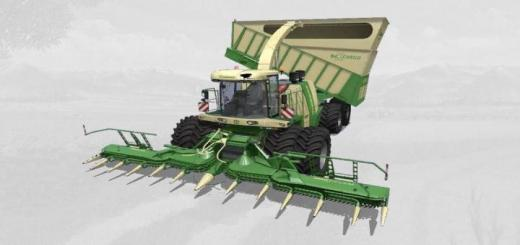 Photo of FS19 – Krone Bigx1180 Cargo V1.6