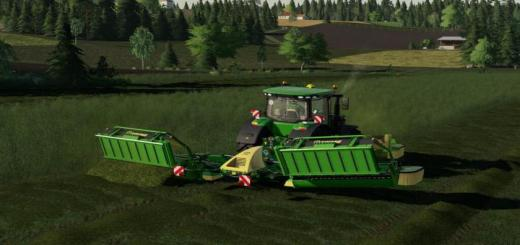 Photo of FS19 – Krone Easycut Pack V1