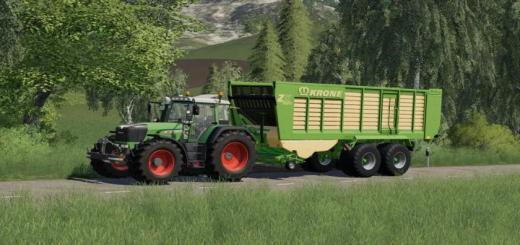 Photo of FS19 – Krone Zx 470 Gd V1.1