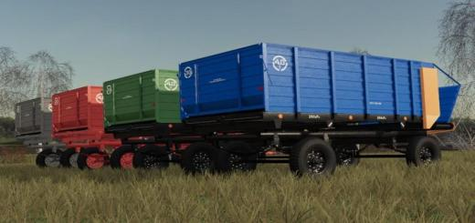 Photo of FS19 – Ktu-10 Trailer V1.0.0.2
