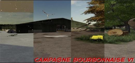 Photo of FS19 – La Campagne Bourbonnaise Map V1
