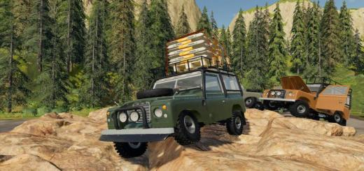 Photo of FS19 – Land Rover Series Iii V1