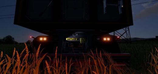 Photo of FS19 – Led Rear Light (Prefab) V1
