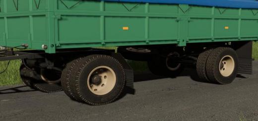 Photo of FS19 – Lizard Dual Wheels (Prefab) V1