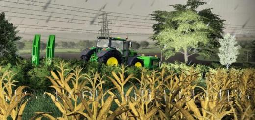 Photo of FS19 – Man Tgs John Deere V2