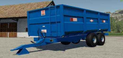 Photo of FS19 – Marston Ace 10 1993 Trailer V1