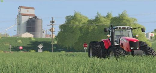 Photo of FS19 – Massey Ferguson 7370 Brazil V1.1