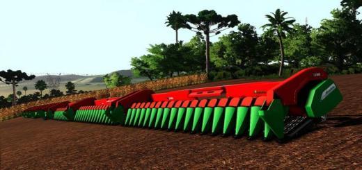 Photo of FS19 – Mastra Maize Headers V1