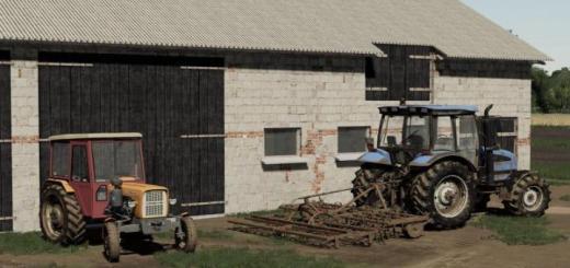 Photo of FS19 – Medium Polish Barn V1
