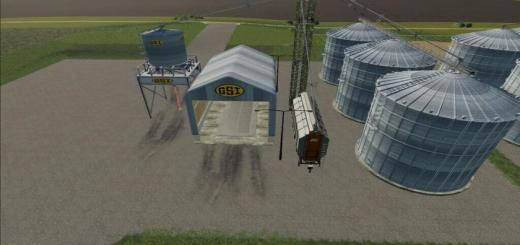 Photo of FS19 – Mega Silo Complex V1