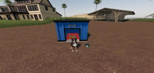 Photo of FS19 – Modern Dog House Pack V1