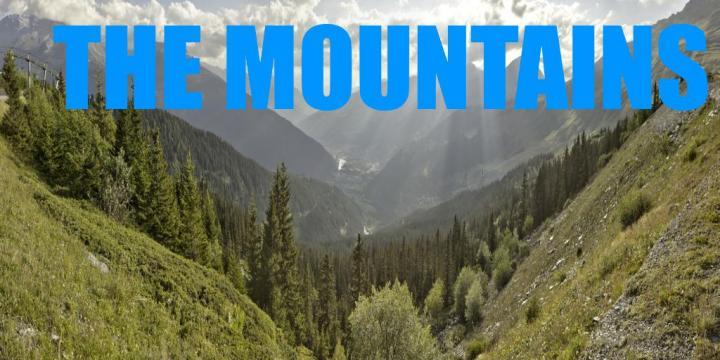 FS19 - Mountains Map V1