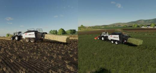 Photo of FS19 – New Bales V1.3