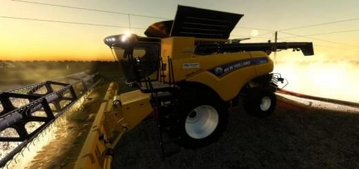 Photo of FS19 – New Holland Cr10.90 Us V1
