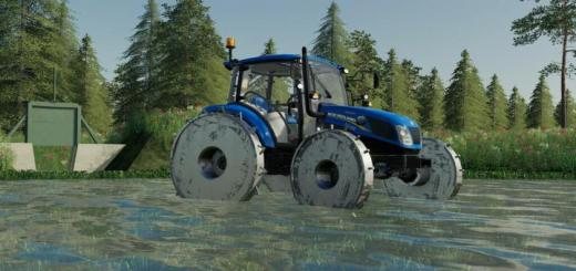 Photo of FS19 – New Holland T4 V1.3