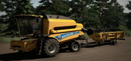 Photo of FS19 – New Holland Tc5 Series V1
