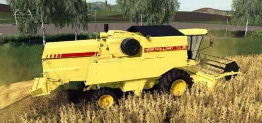 Photo of FS19 – New Holland Tx 32 Used V1