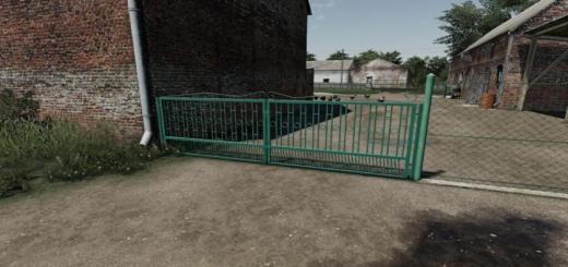 Photo of FS19 – Old Gates Pack V1