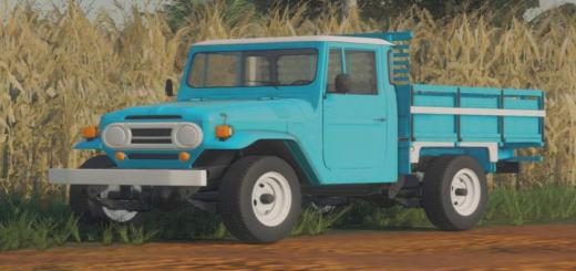 Photo of FS19 – Pickup 1969 Brazil V1
