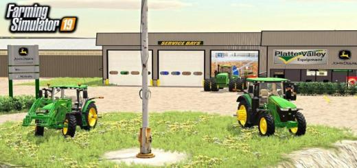 Photo of FS19 – Platte Valley John Deere V1