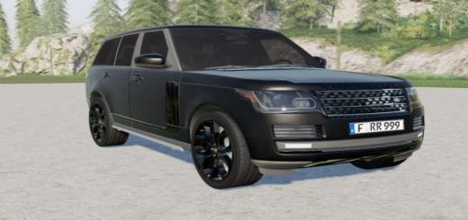 Photo of FS19 – Range Rover Vogue (L405) 2013
