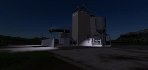 Photo of FS19 – Riela Grain Silo V1