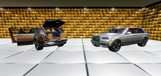 Photo of FS19 – Rolls Royce Cullinan 2019 V1