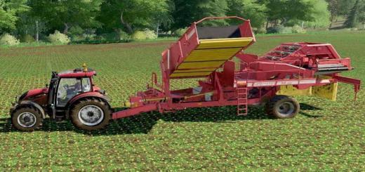 Photo of FS19 – Root Harvester Pack Grimme Se 260 V1