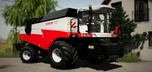 Photo of FS19 – Rostselmash Torum 760 V1