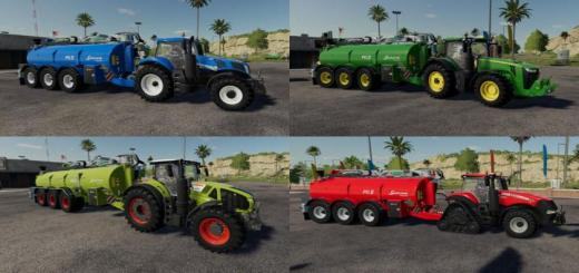 Photo of FS19 – Samson Slurry Pack V1.3