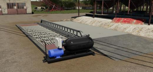 Photo of FS19 – Selling Station Placeable V1