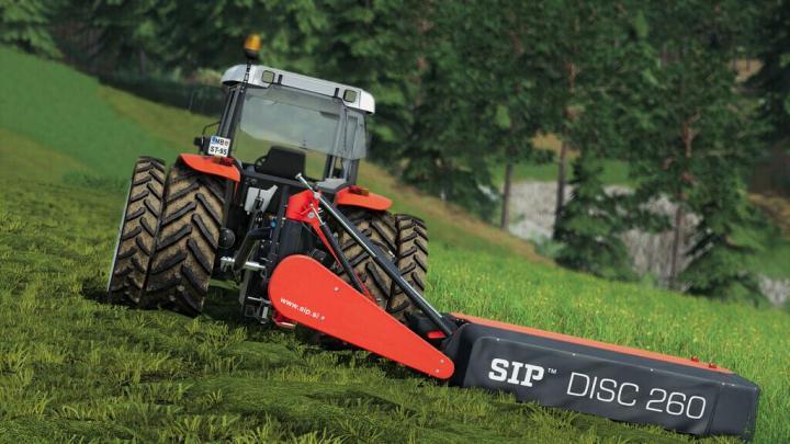 FS19 - Sip Disc 260 V1.2