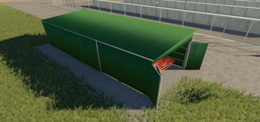 Photo of FS19 – Small Shed V1.1
