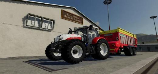Photo of FS19 – Steyr Impuls Cvt V0.9.2