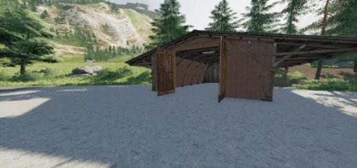 Photo of FS19 – Storage Barn V1