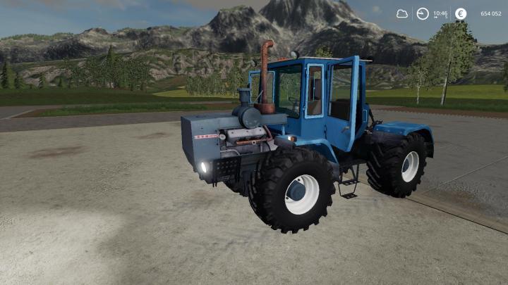 FS19 - T-150K-09-25K Tractor V1