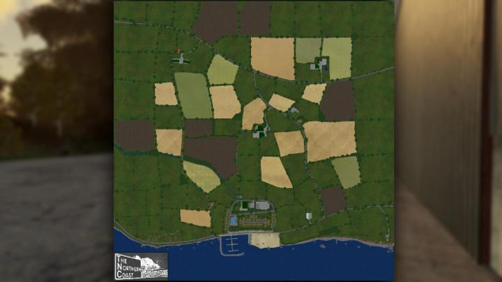 FS19 - The Northern Coast Farming Agency Edition V1.0.1.0