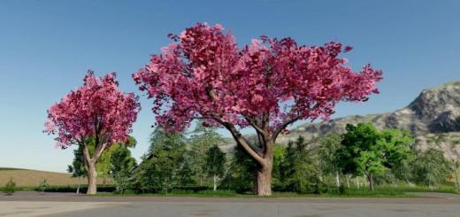 Photo of FS19 – Tree Pack Granny Tana V1