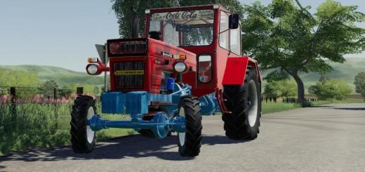 Photo of FS19 – U651M Tractor V1