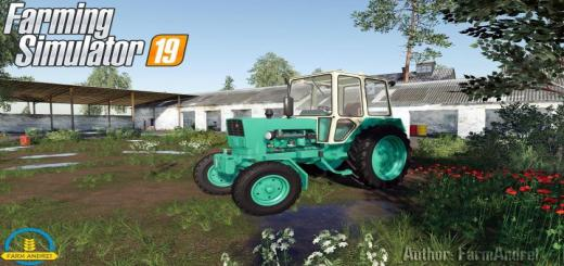 Photo of FS19 – Umz-6Kl V1