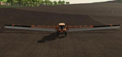 Photo of FS19 – Uniport 4530 Section Control V1.0.1