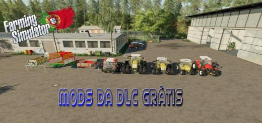 Photo of FS19 – Unitrac 122 Ldrive Pack V1