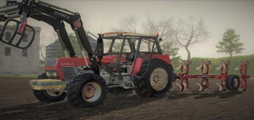 Photo of FS19 – Ursus 1604 Agro Tractor V1