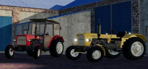 Photo of FS19 – Ursus C330 Red Tractor V1