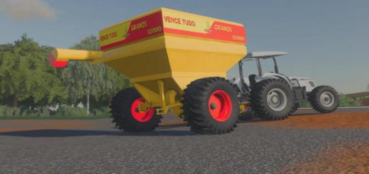Photo of FS19 – Vence Tudo Granos V1